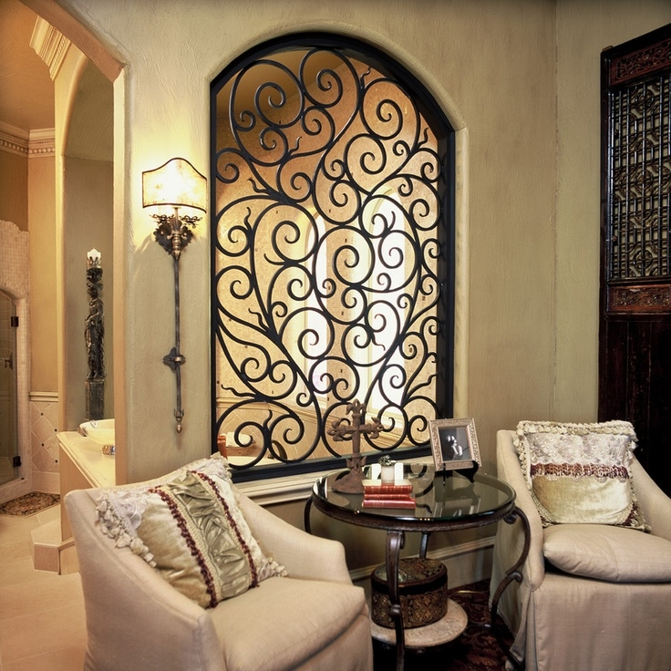 Awesome Cast Iron Wall Art