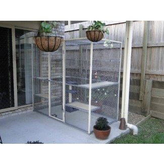 Cat Cages Enclosures - Ideas on Foter