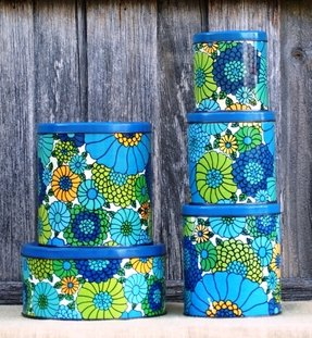Colorful Kitchen Canisters - Ideas on Foter