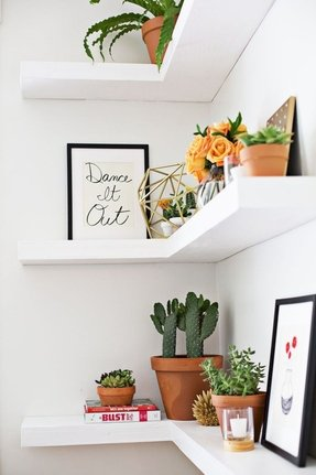 Corner Shelves For Bedroom Ideas On Foter