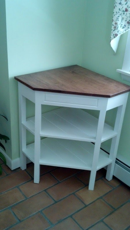 Charmant Corner Table Tv Stand 6
