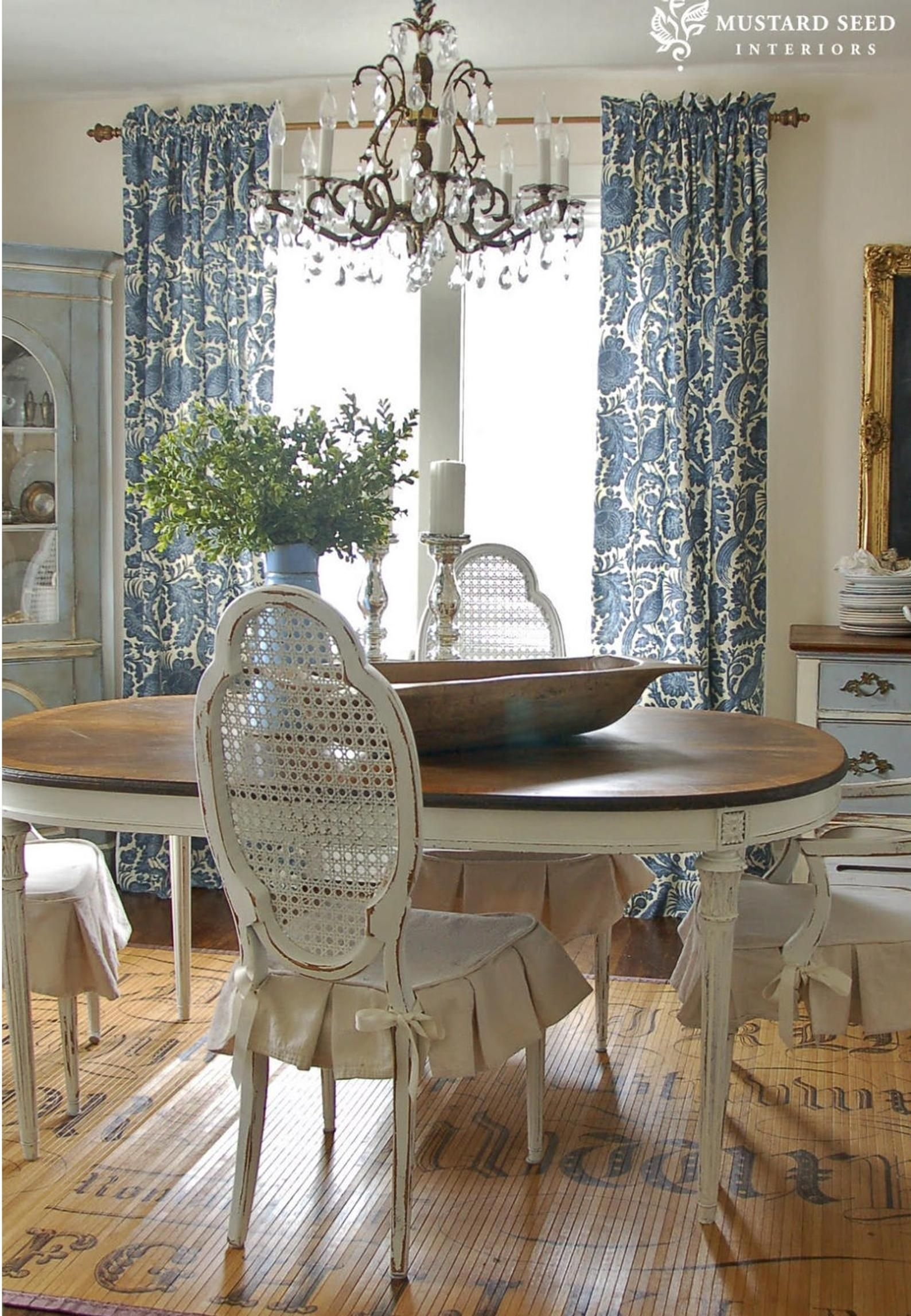 Country French Kitchen Table