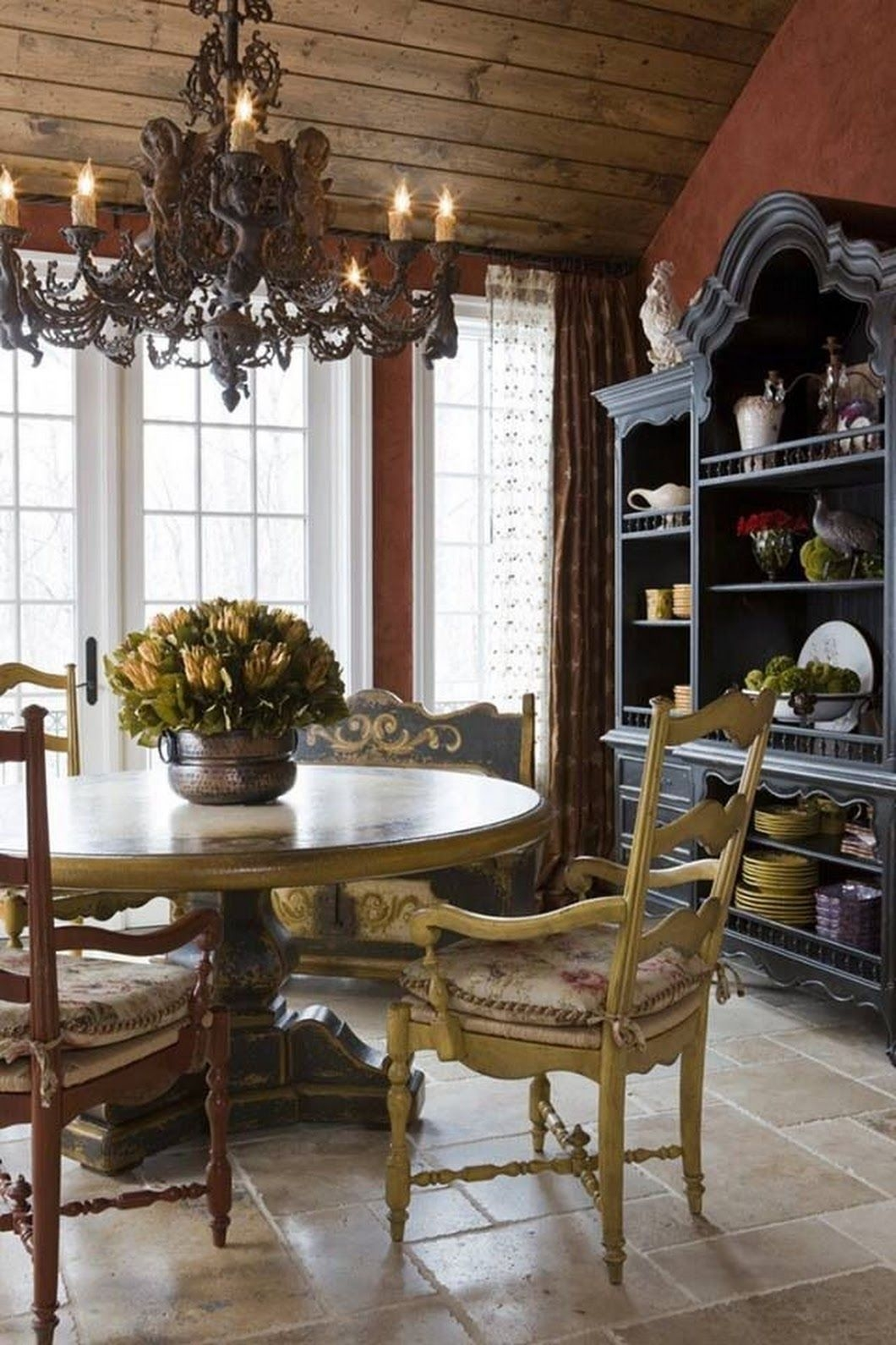 Great Country Kitchen Tables