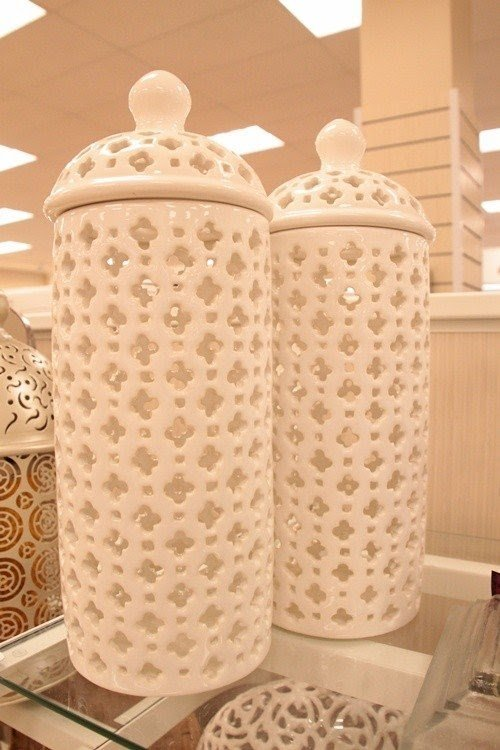 Decorative Kitchen Canisters 8