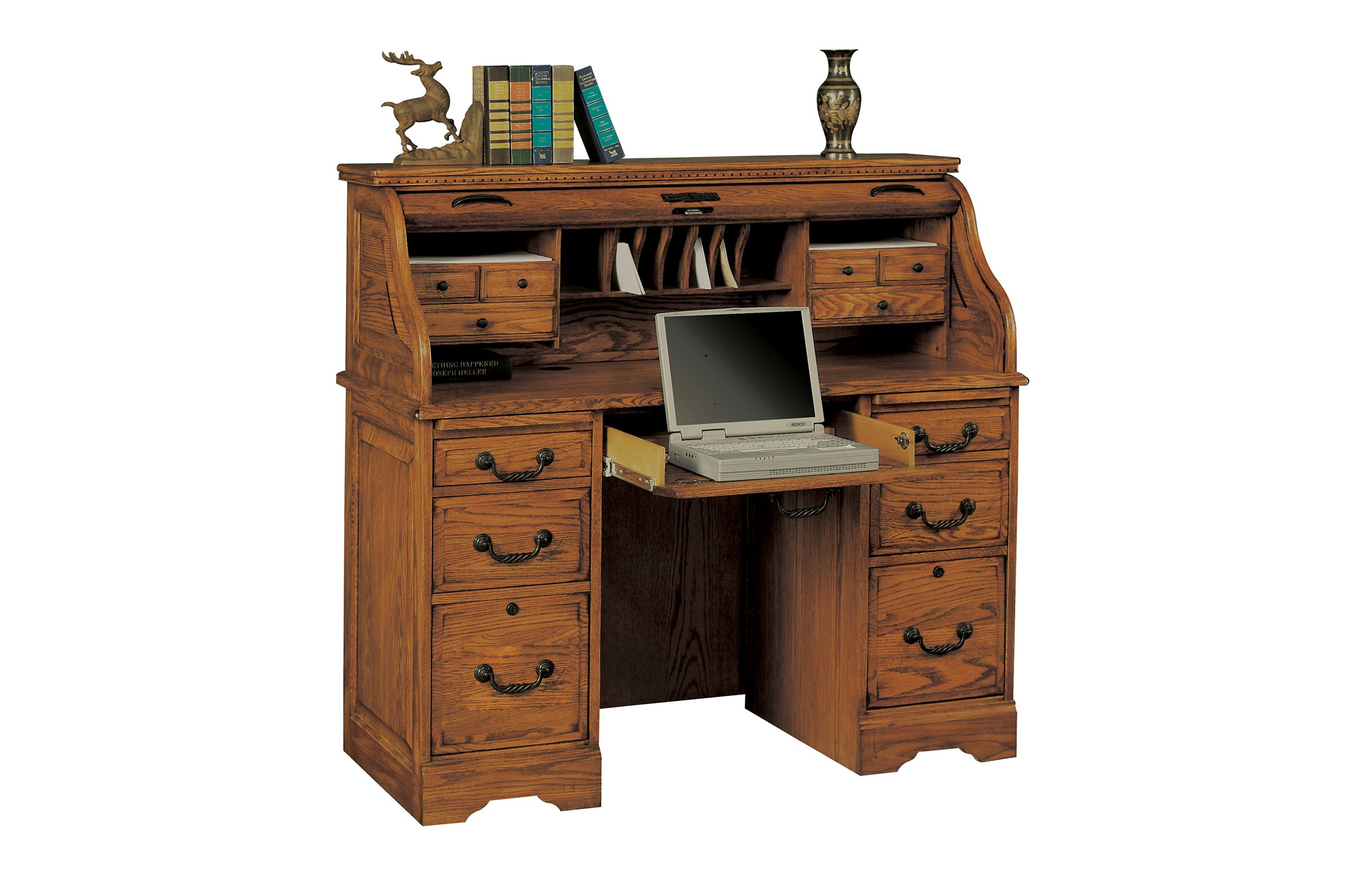 Desk With Locking Drawers Foter