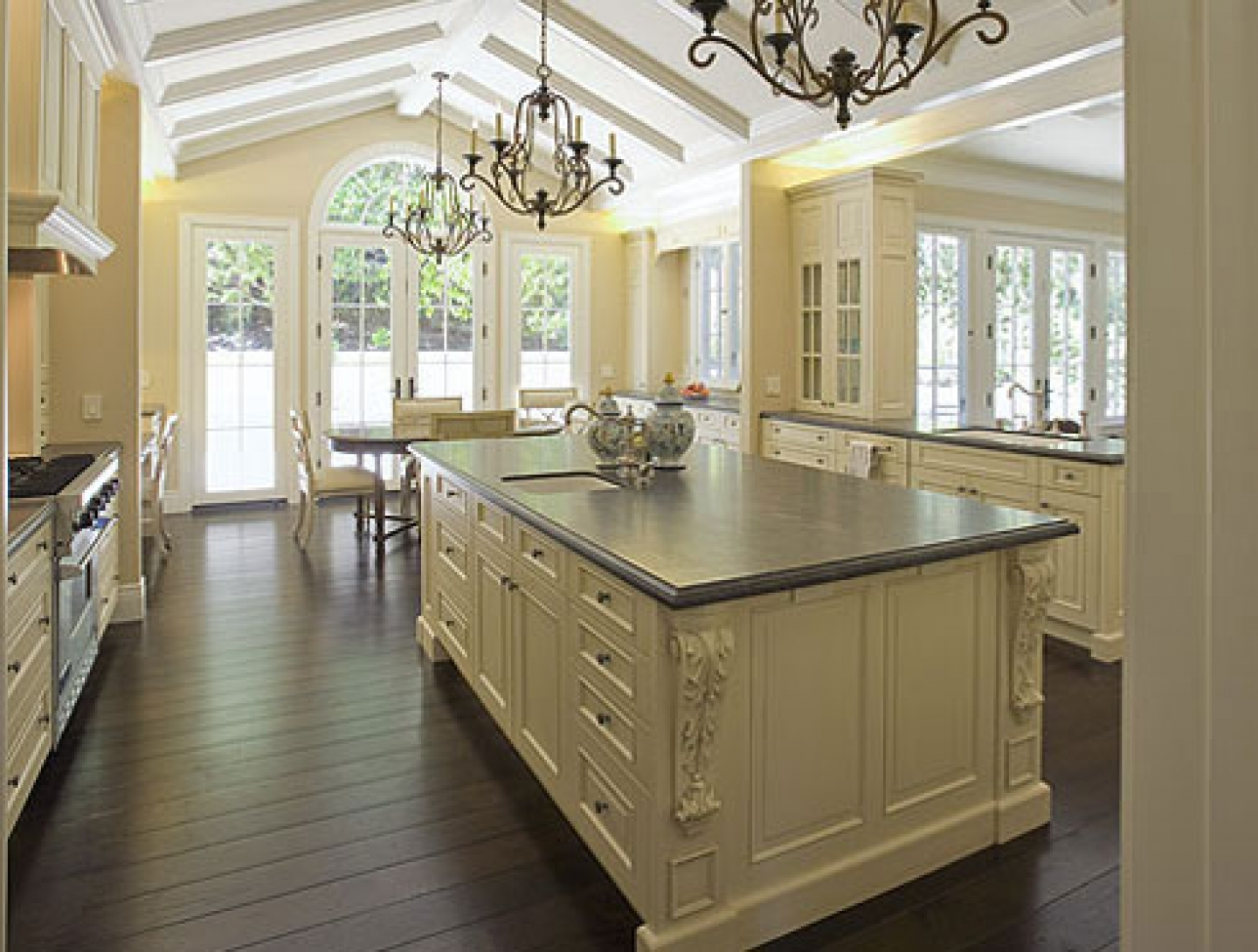 French Country Kitchen Table 4