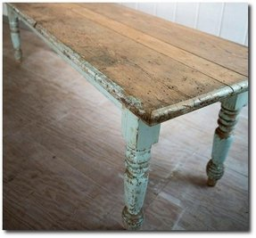 French kitchen tables