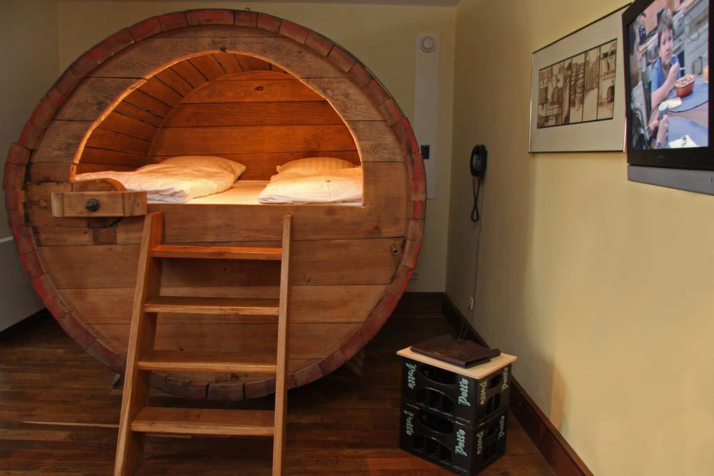 Full Size Pirate Ship Bed