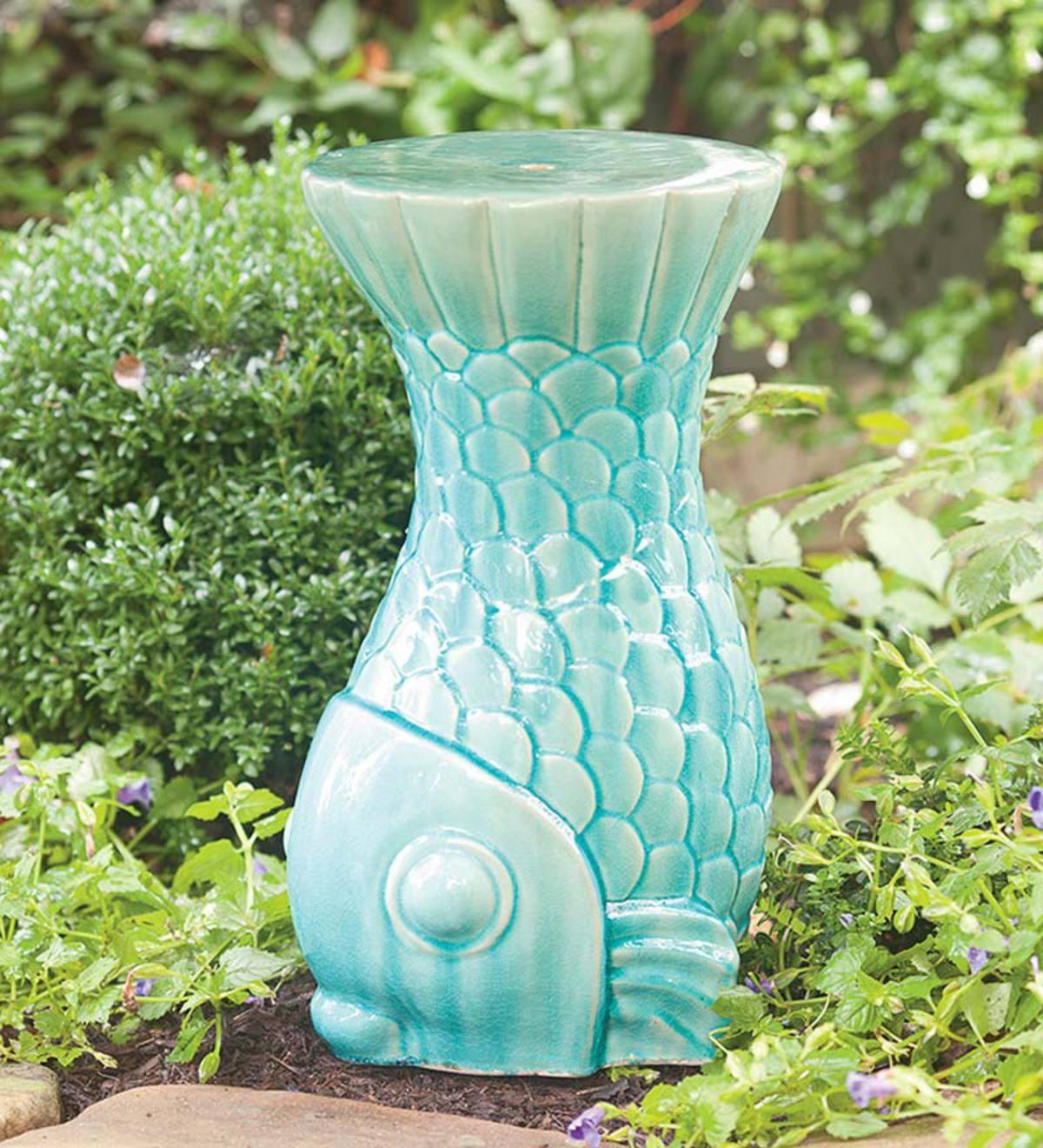 Garden Seats Ceramic 34