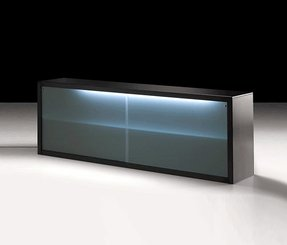 Glass door sideboard 13