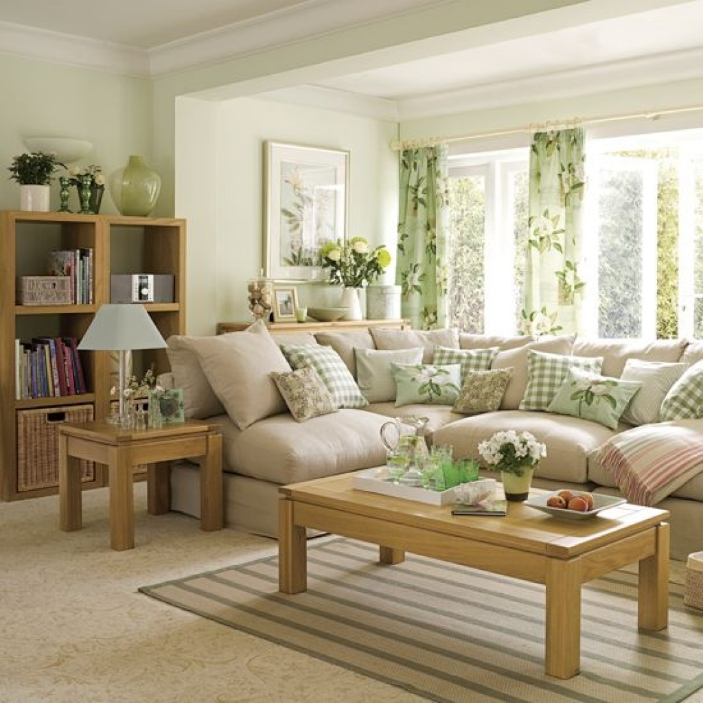 Green Living Room Sets