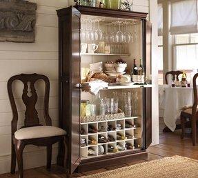 Home Bar Liquor Cabinet - Foter