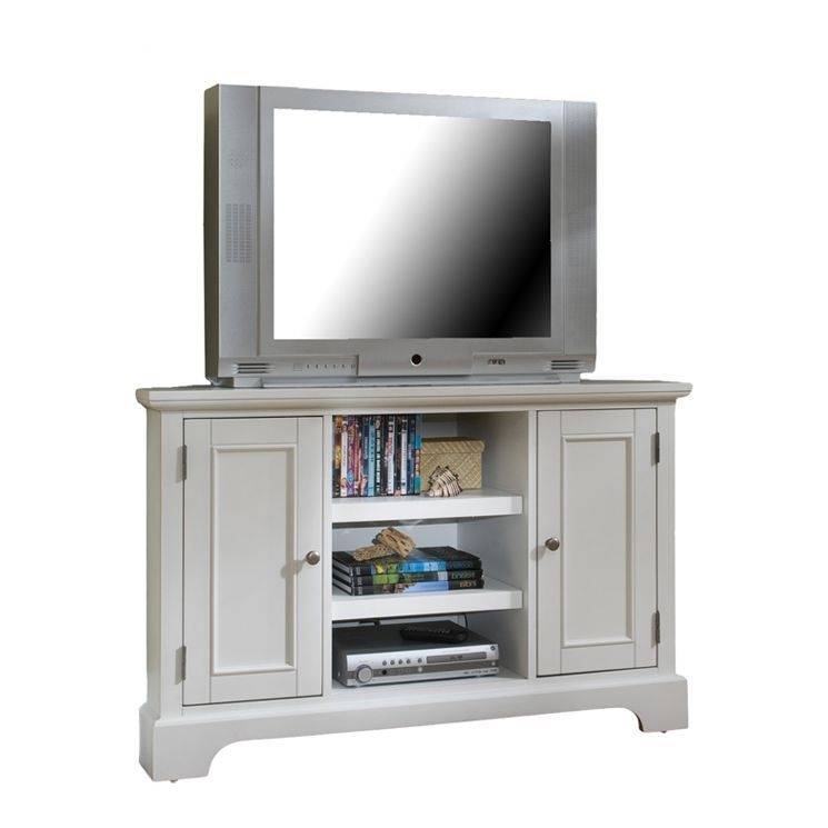 Home Styles Bedford 50 Corner Tv Stand
