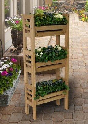Indoor Wooden Plant Stands Foter