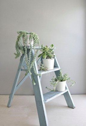 Indoor Wooden Plant Stands 6