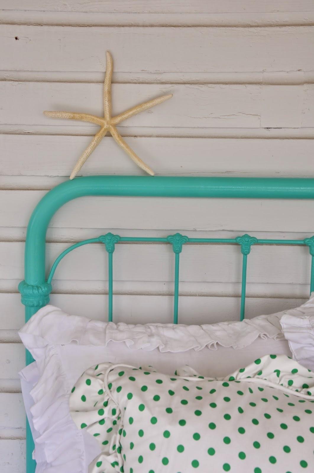 Iron Bed Headboard 11