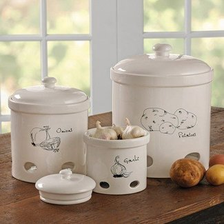 Kitchen Canisters Set Ideas On Foter