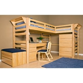 L Shaped Bunk Beds For Kids Foter