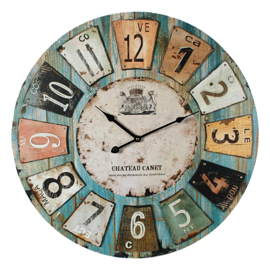 Gentil Large Kitchen Clock