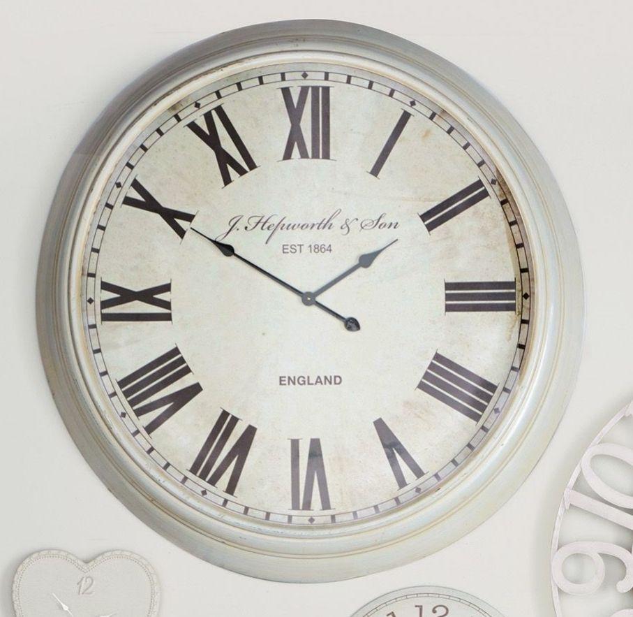Attirant Large Kitchen Clocks
