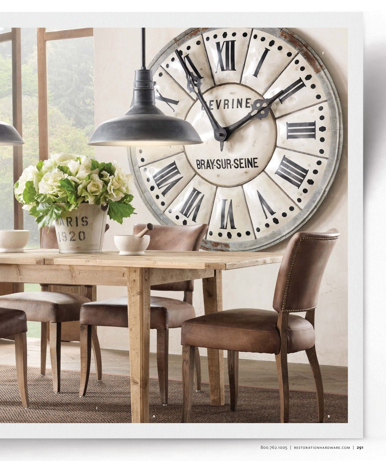Wonderful Large Kitchen Wall Clock
