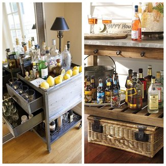 Mini Bar For Apartment
