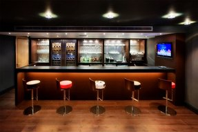 Modern bar for home 4