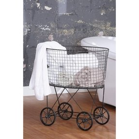 Metal Laundry Basket Ideas On Foter