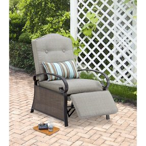 Outdoor recliners 5