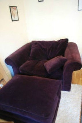 Purple Velvet Chair Ideas On Foter