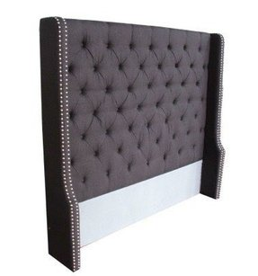 Queen size tufted headboard