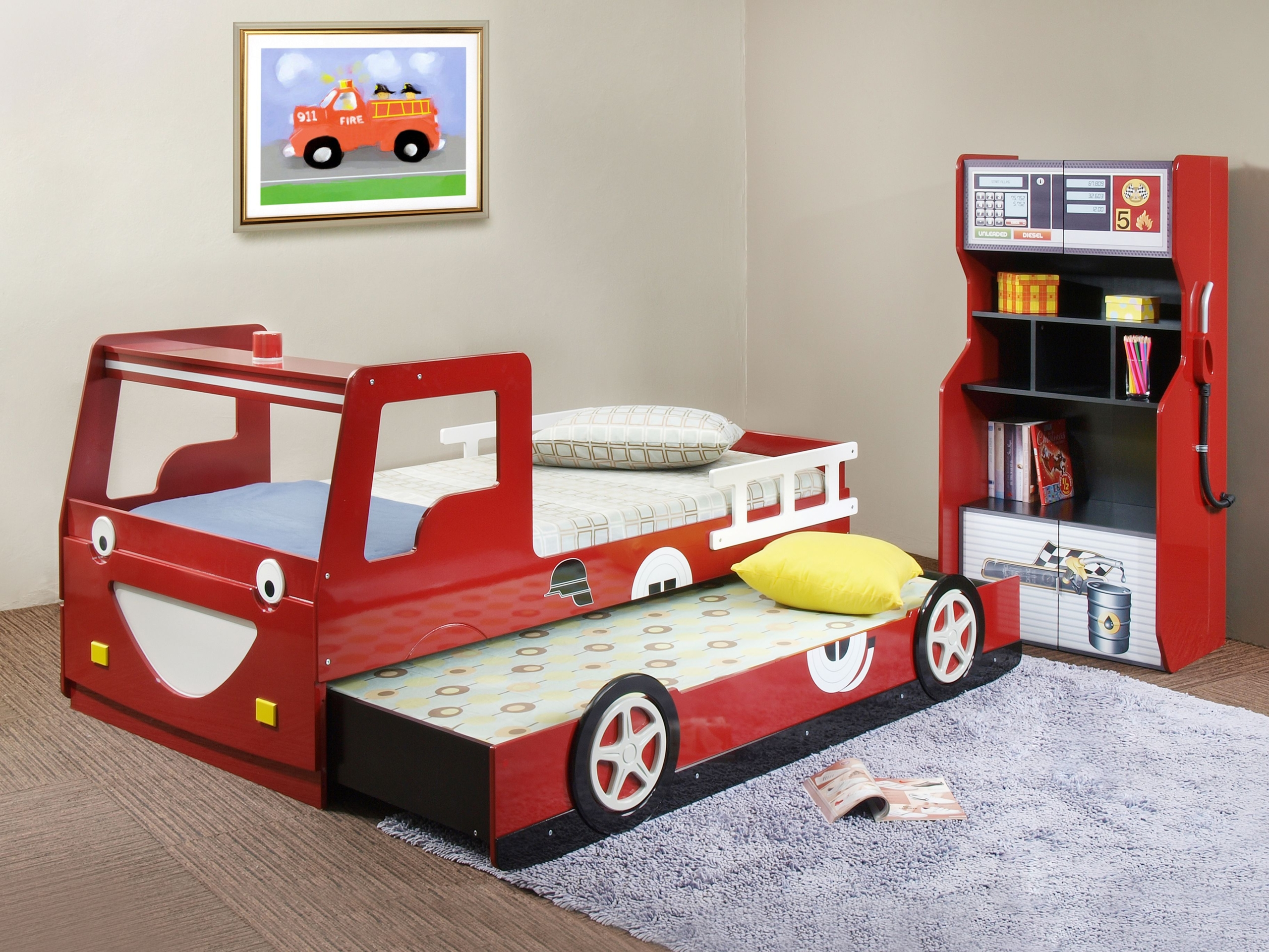 Toddler Trundle Beds   Ideas On Foter