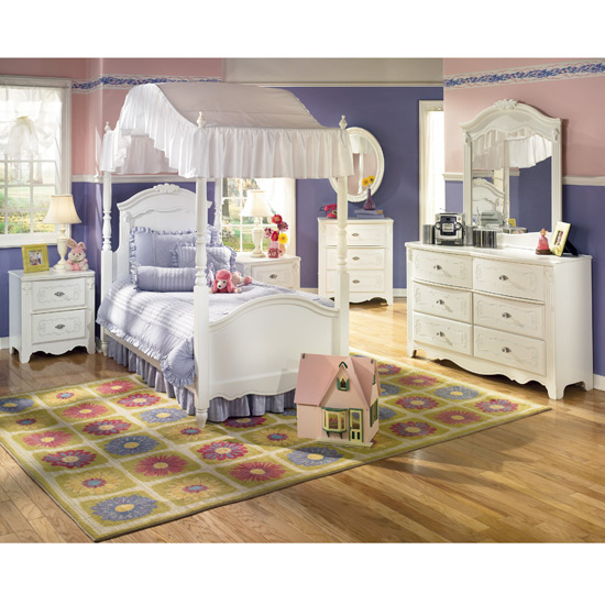Vintage Girls Bedroom Furniture