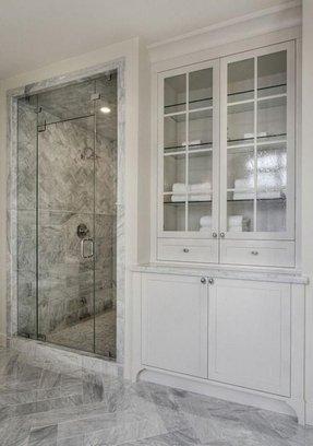 White Linen Cabinet For Bathroom 29