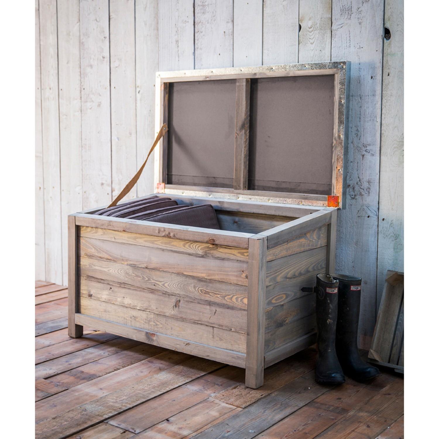 Wooden Storage Chests 4
