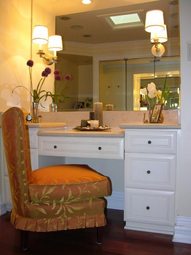 Great Bathroom Makeup Stools 29