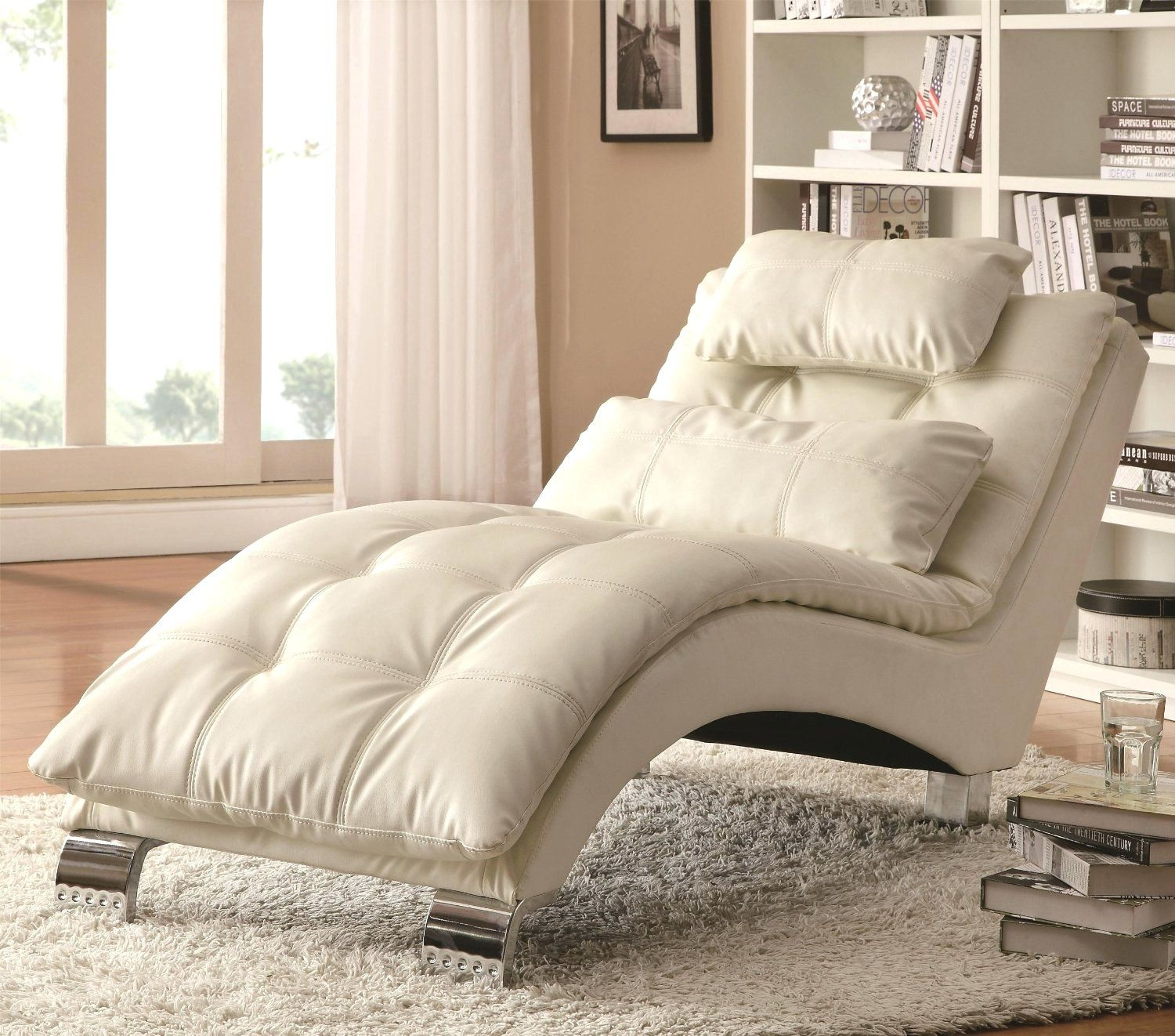 Exceptional Chaise Lounge Chairs For Living Room 9