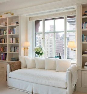 Daybed with bookcase 15