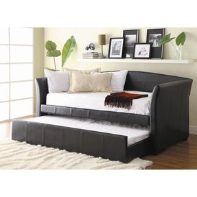 Daybed With Storage And Trundle Ideas On Foter