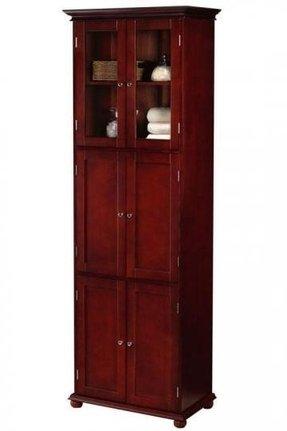 Tall Linen Storage Cabinet Foter