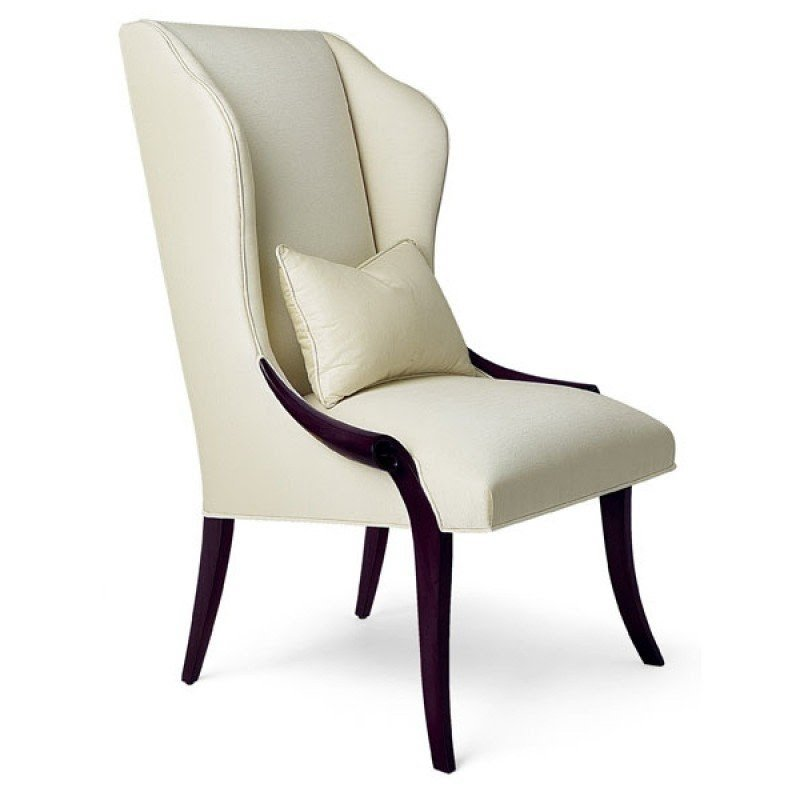 High Quality High Back Dining Chairs Upholstered