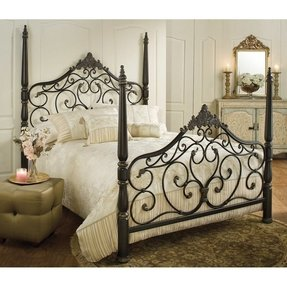 Hillsdale iron beds