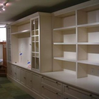 white wall units and entertainment centers foter