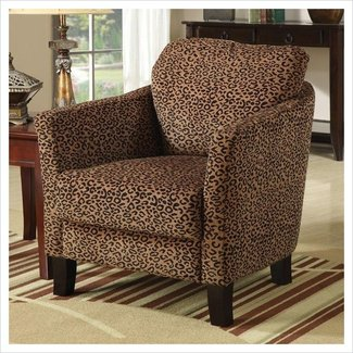 Pleasing Cheetah Print Accent Chairs Ideas On Foter Download Free Architecture Designs Scobabritishbridgeorg