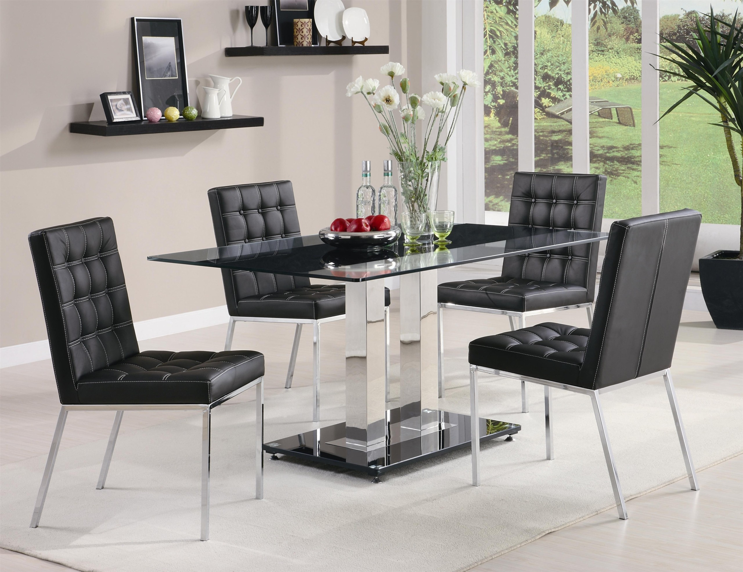Metal Dining Room Table Bases