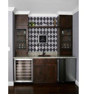 Modern Home Bar Cabinet 20