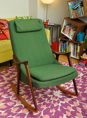 Modern Rocking Chairs For Nursery Foter