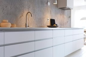 Modern wall cabinets