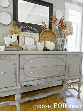 Painted sideboards and buffets 1