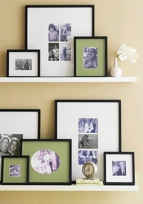 Photo Display Shelves Ideas On Foter